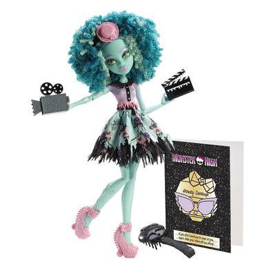 Monster High Mattel Monstros, Câmera, Ação - Honey Swamp