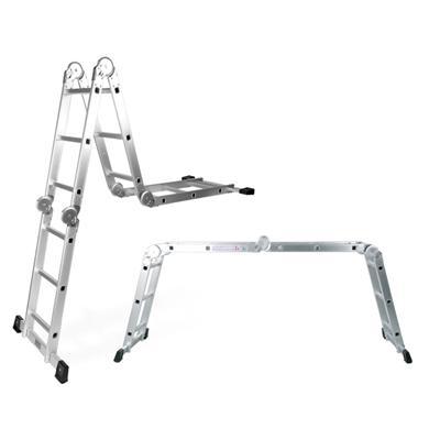 Escada Multifuncional 4x3 12 Degraus 177378 Exeway