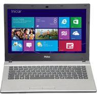 "Notebook-Philco-14PS744W8-Dual-Core-Windows-8-4-GB-500G-Tela-14""-LED-HD-Preto-30534"