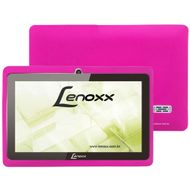 "Tablet-Lenoxx-TB-55P-Wi-Fi-Android-4.2-Dual-Core-1.2-GHz-4GB-Camera-VGA-Tela-7""-Pink-30550"