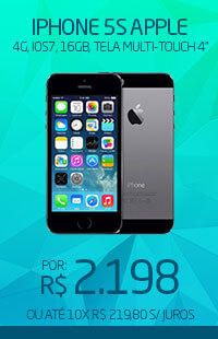 Banner 06 > iPhone 5S