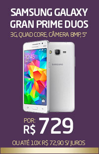 Banner 03 > Samsung Galaxy Gran Prime Duos