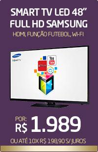Banner 06 > Smart TV LED 48 Samsung