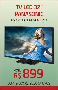 Banner 02 > TV LED 32 Panasonic