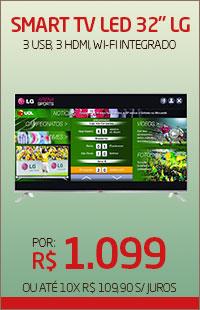 Banner 03 > Smart TV LED 32 LG