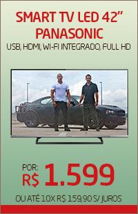 Banner 05 > Smart TV LED 42 Panasonic