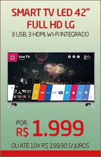 Banner 06 > Smart TV LED 42 LG