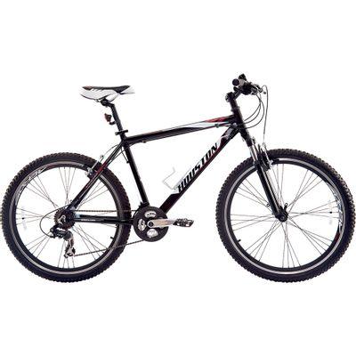 Bicicleta Houston Ht19 Aro 26 Susp. Dianteira 21 Marchas - Preto