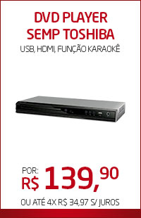 Banner 06 > DVD Player Semp Toshiba