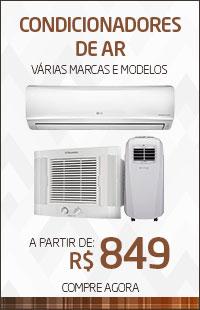 Banner 05 > Condicionadores de Ar