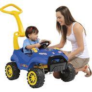 Carrinho-Bandeirante-Smart-Passeio-a-Pedal-Azul