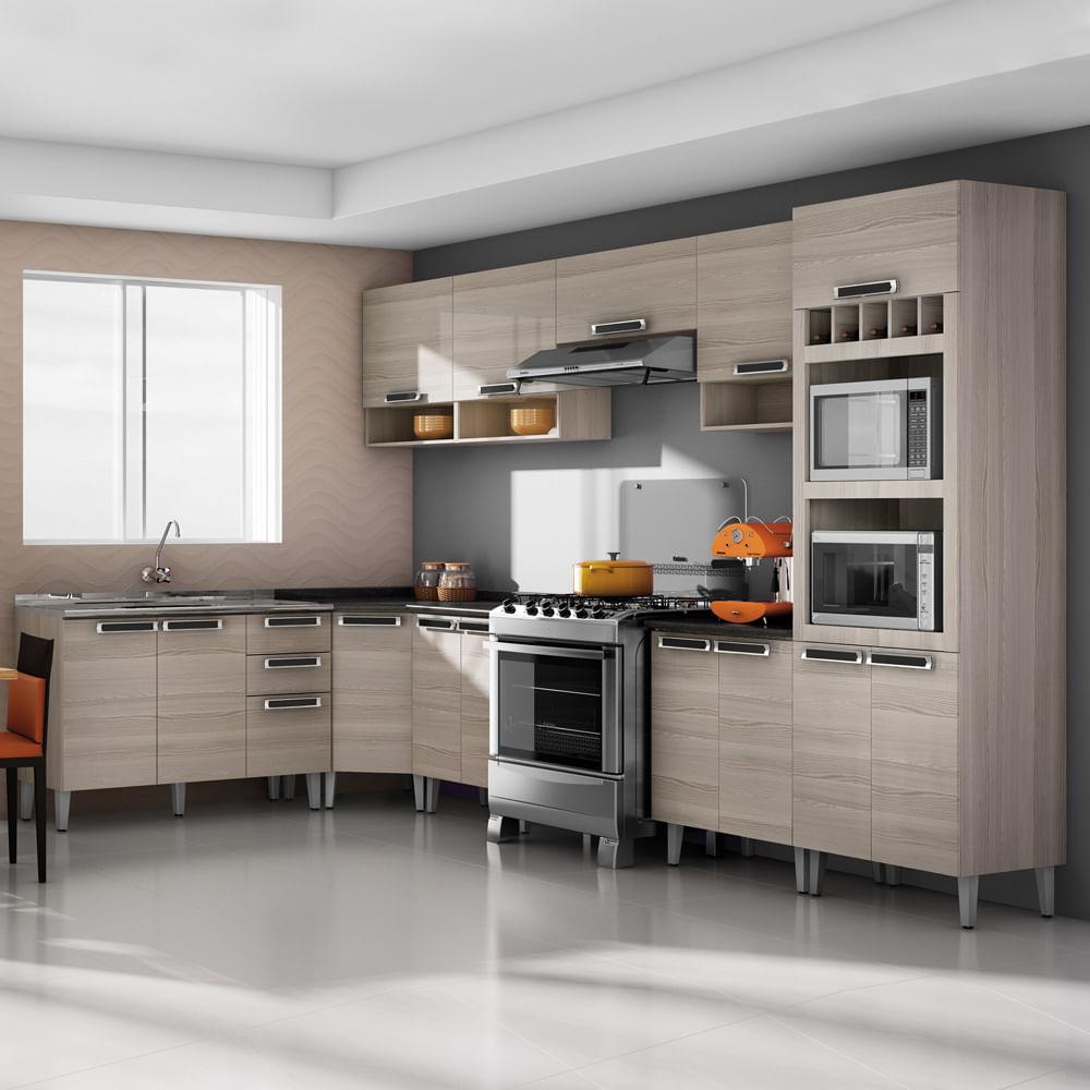 Cozinha Compacta Royale Beyato Com V Rios Desenhos Sobre Id Ias