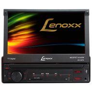 AUTO-RADIO-LENOXX-AD-2678-DVDMP3-PRETO