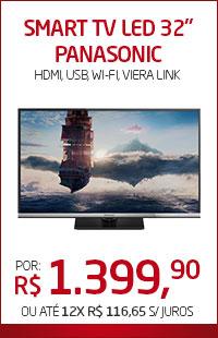 Banner 04 > Smart TV 32 Panasonic