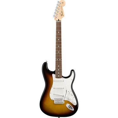 Guitarra Brown Sunburst Standard Stratocaster 532 Fender