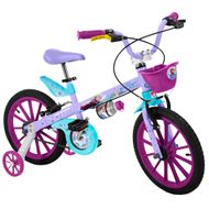 Bicicleta-Aro-16-X-Bike-Frozen-Disney-Lilaz-Bandeirante