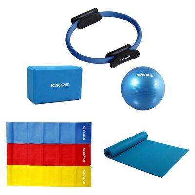 Kit Yoga e Pilates, Kikos