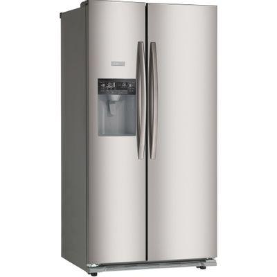 Refrigerador Frost Free Side By Side Midea Desea 515 Litros 127V, Inox