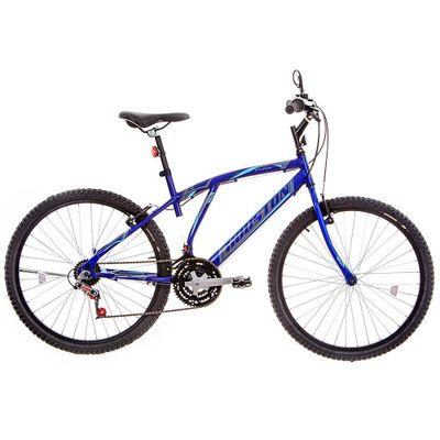 Bicicleta Houston Aro 26 Atlantis Mad 21 Marchas, Azul