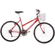Bicicleta-Houston-Aro-26-Foxer-Maori-21-Marchas-Vermelha