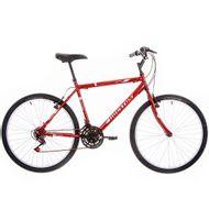 Bicicleta-Houston-Aro-26-Foxer-Hammer-21-Marchas-Vermelha