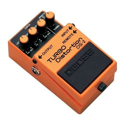Pedal Turbo Distortion Ds2 Boss