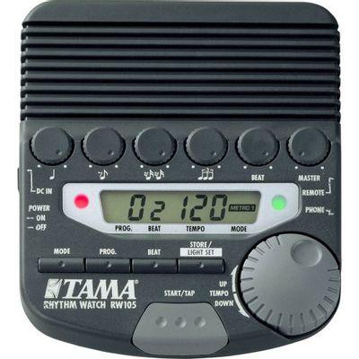 Metrônomo Digital Rhythm Watch Rw105 Tama