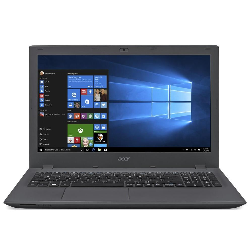 Notebook Acer Aspire E5 - 573G - 74Q5, Processador Intel Core i7 8GB 1TB Windows 10 Tela LED 15.6, Grafite