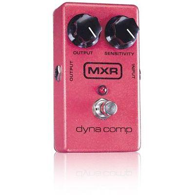 Pedal De Efeito Compressor Para Guitarra Dyna Comp M102 Mxr