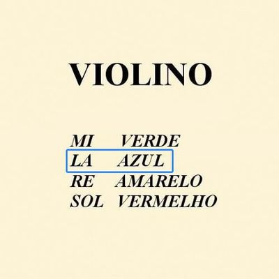 Corda Para Violino 2 Lá Sg