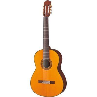 Violão Acústico Clássico Nylon C80ii Natural Yamaha