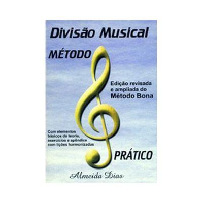 Método Prático Divisão Musical Bona Almeida Dias