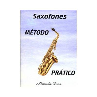 Método Prático Para Saxofone Almeida Dias