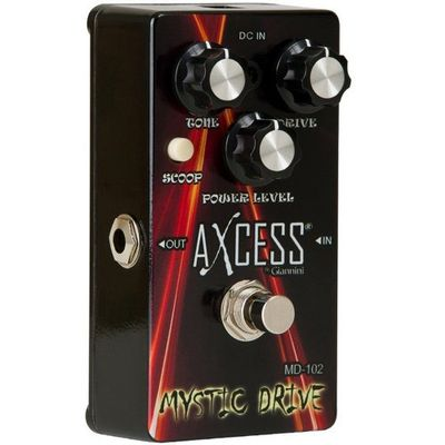Pedal De Efeito Md102 Mystic Drive Axcess By Giannini