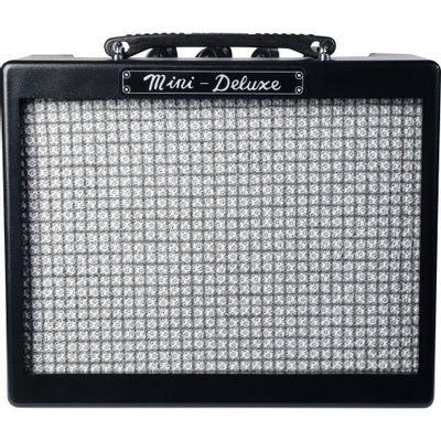 Amplificador De Guitarra Mini Deluxe Md20 Preto Fender