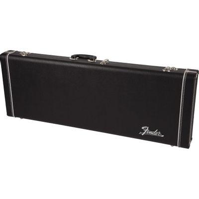 Case Para Guitarra Tele / stratocaster Pro Series Preta Fender