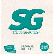 Encordoamento-Para-Ukulele-Soprano-concert-Nylon-Sg_0