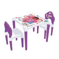 Mesinha-com-Cadeira-Xalingo-Dra.-Brinquedos-Branco-Lilas-989383