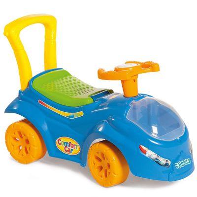 Andador Calesita Azul e Amarelo Comfort Car