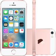 IPHONE-APPLE-SE-16GB-OURO-ROSA-TCDAP2771130123