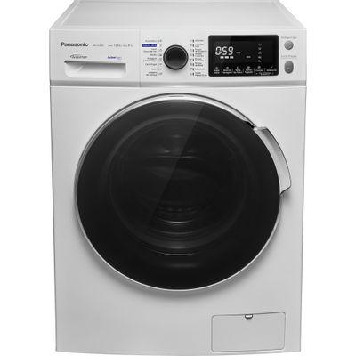 Lavadora e Secadora de Roupa Panasonic Inverter NA-S128F2WBZ 12kg Branca
