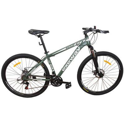 Bicicleta Aro 29 Exeway Kate 21 Marchas Verde Militar