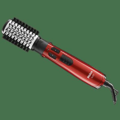 Escova Rotativa Philco Spin Brush PEC04V 1100W Vermelha 220V