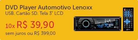 DVD Player Lenoxx