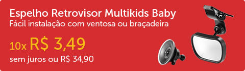 Retrovisor Multikids