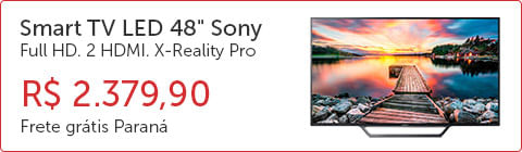 Smart TV LED 48 Sony