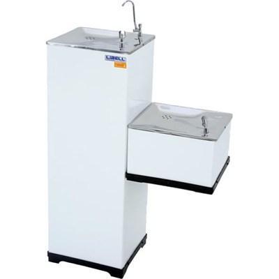Purificador de Água Libell Press Side Conjugado 127V, Branco