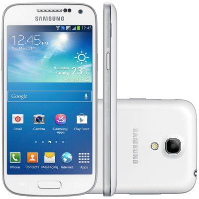Smartphone Samsung Galaxy S4 Mini Duos, 3G Branco