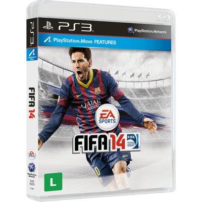 JOGO PARA PS3 FIFA 14 EA GAMES