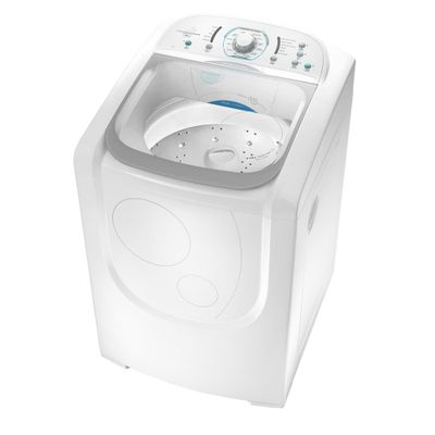 Lavadora de Roupas Electrolux Automática LTP12 12kg Turbo Premium 127V, Branca